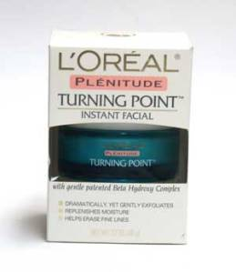 l'Oreal Turning Point