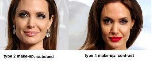 4 types jolie