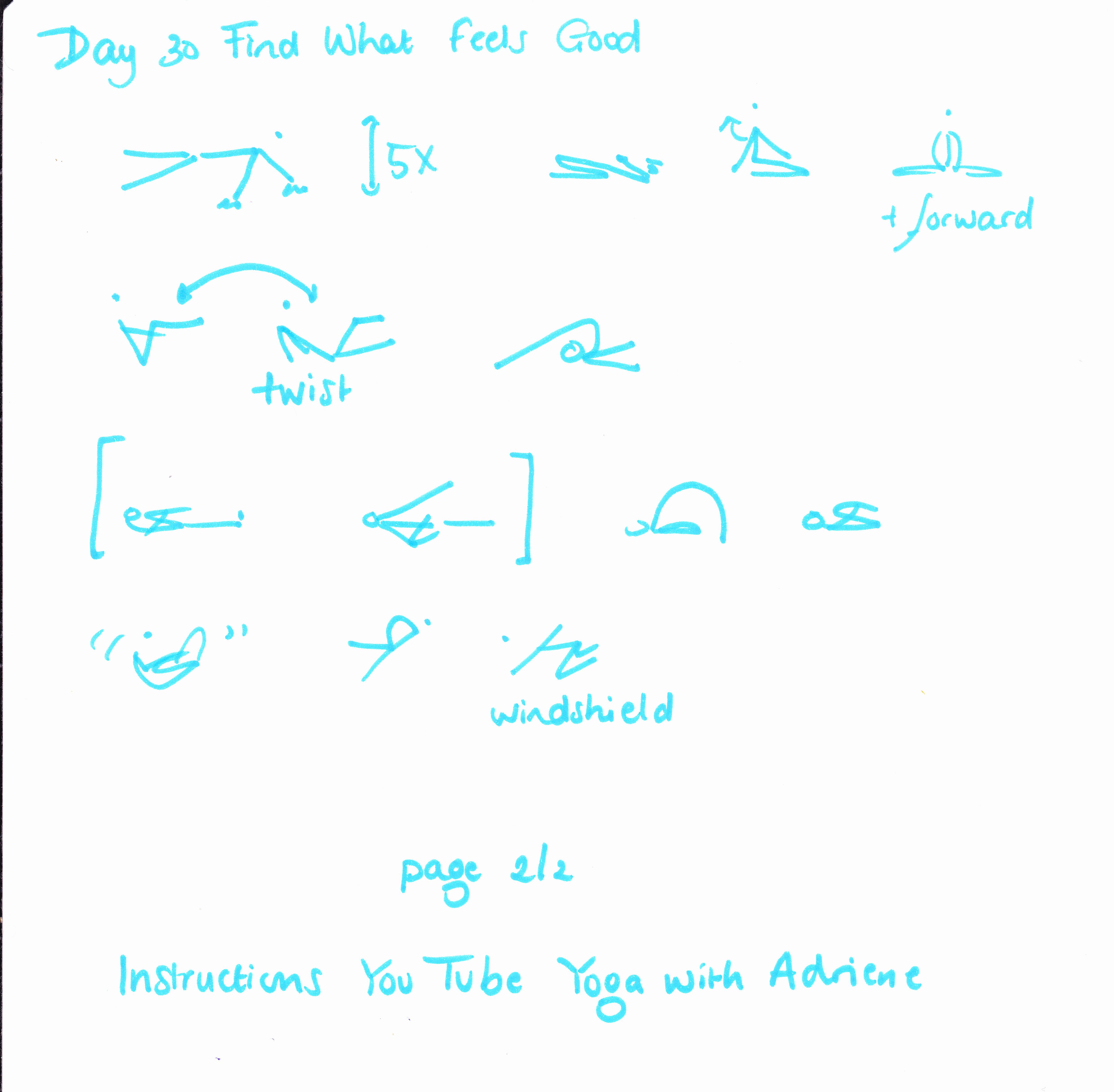 21 Weeks Yoga with Adriene | M Yoga International