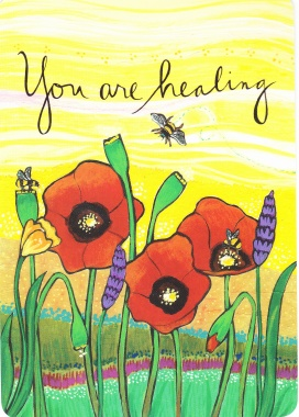 3 You are Healing
