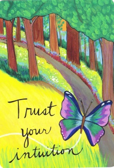 week11 Trust Your Intuition